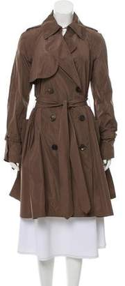 Lanvin Lightweight Trench Coat