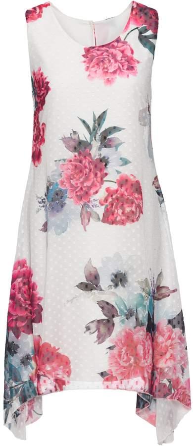 BODYFLIRT Kleid mit Blumenprint