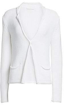 Fabiana Filippi Women's Open Stitch Knit Jacket