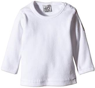 Pippi Unisex Baby 1449 Long Sleeve with Buttons O.Shoulder Blouse,(Manufacturer Size:60)