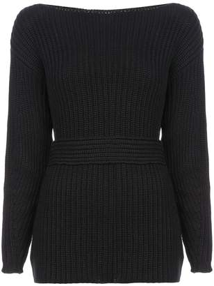 Apiece Apart belted sweater