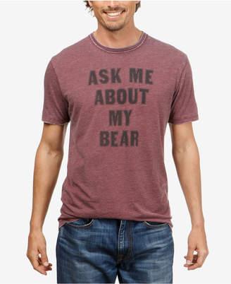 Lucky Brand Men's Bear T-Shirt