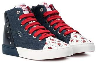 Geox Jr Ciak sneakers