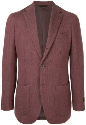 Durban D'urban knit formal blazer