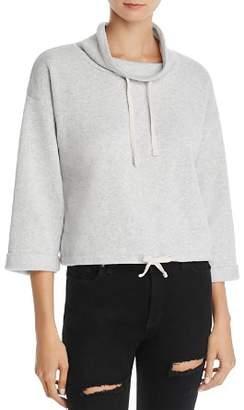 Alternative Funnel Neck Sweatshirt