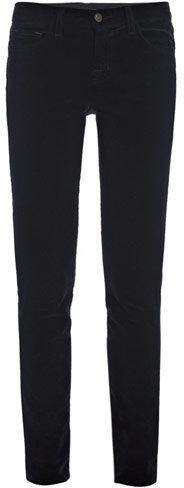 J Brand Denim 511 mid-rise skinny corduroy trousers