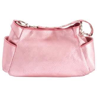 Matthew Williamson Pink Leather Handbag