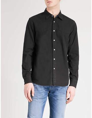 Diesel D-Planet regular-fit cotton shirt
