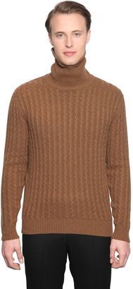 Turtleneck Cashmere Sweater $1,512 thestylecure.com