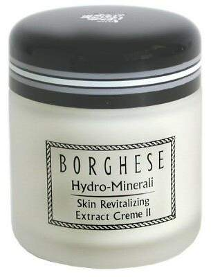 Borghese NEW Hydra Minerali Revital Extract Cream 56g Womens Skin Care