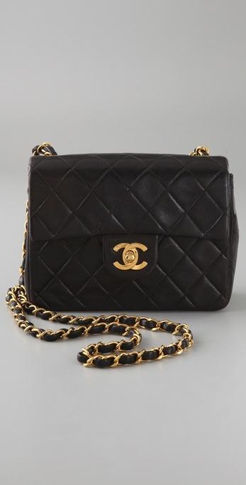 Wgaca Vintage Vintage Chanel Mini Bag