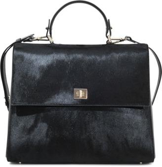 Hugo Boss Bespoke T-Handle M bag $1,300 thestylecure.com