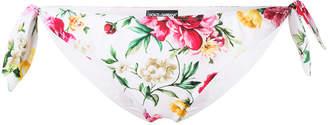 Dolce & Gabbana floral bikini briefs