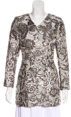 Alice McCall Metallic Brocade Jacket