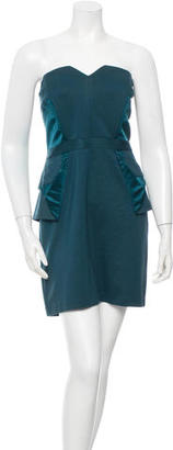 Alice by Temperley Strapless Kabukai Dress w/ Tags $175 thestylecure.com