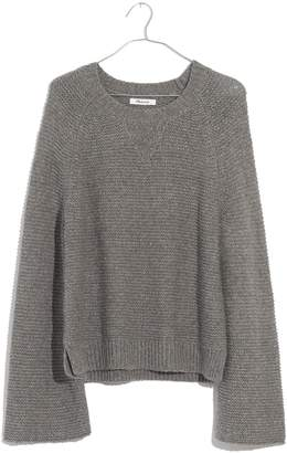 Madewell Wide Sleeve Pullover Sweater