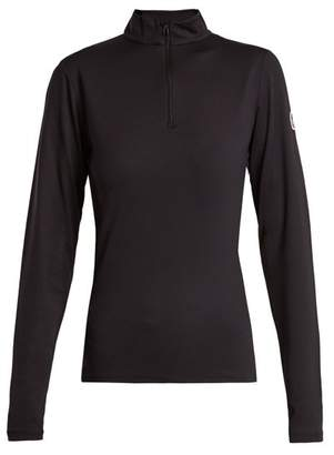 Fusalp - Gemini Ii High Neck Base Layer Top - Womens - Black