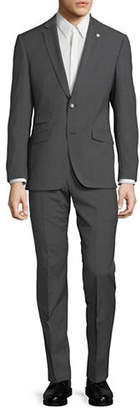 Ted Baker NO ORDINARY JOE Joey Pinstripe Wool Suit