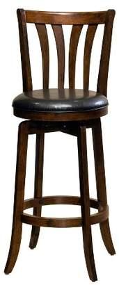 "Hillsdale Furniture 25.5"" Savana Swivel Counter Stool"