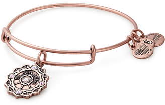 Alex and Ani Mother of the Groom Expandable Wire Bangle