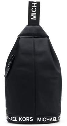 MICHAEL Michael Kors logo printed backpack