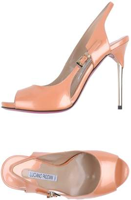 LUCIANO PADOVAN Sandals $324 thestylecure.com