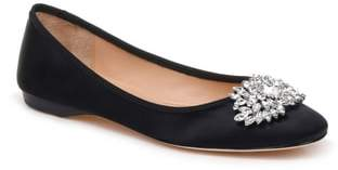 Badgley Mischka Pippa Crystal Foldable Flat