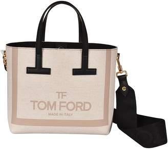 Tom Ford Logo Tote