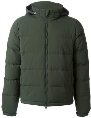 Aspesi short hooded coat
