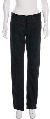 Burberry Mid-Rise Straight Jeans w/ Tags