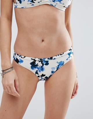 RVCA Floral Bikini Bottom