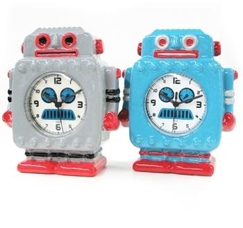 Robot Clock ** 2 Colors **