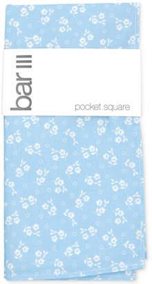 Bar III Men Talbot Floral Pocket Square