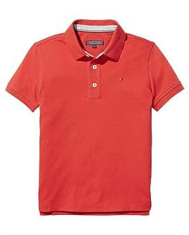 Tommy Hilfiger Tommy Essential Slim Fit Polo (Boys 8-14 Years)