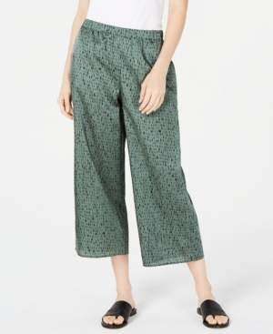 Eileen Fisher Cropped Pants, Regular & Petite