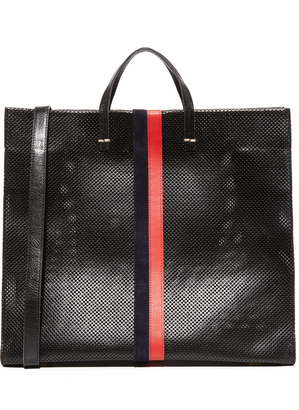 Clare V. Perf Simple Tote $495 thestylecure.com