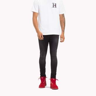 Tommy Hilfiger Lewis Hamilton Stone Washed Jeans