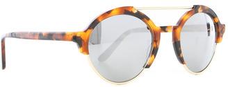 Illesteva Milan III Sunglasses $300 thestylecure.com