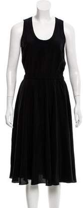 Marc by Marc Jacobs Sleeveless A-Line Dress