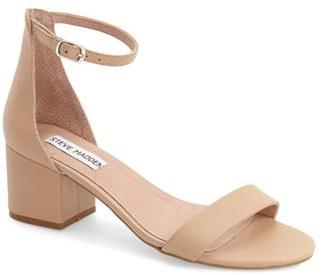 Steve Madden 'Irenee' Ankle Strap Sandal (Women) $79.95 thestylecure.com