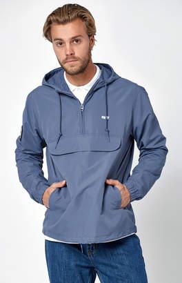 Obey Crosstown Half Zip Anorak Jacket