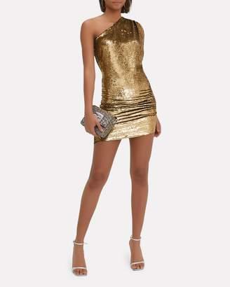 IRO Exciter Sequin Mini Dress