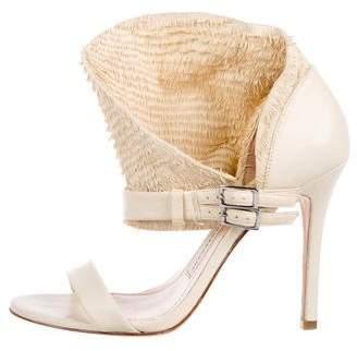 Camilla Skovgaard Leather d'Orsay Sandals