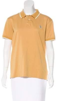 Paul Smith Short Sleeve Polo Top