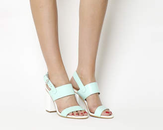 3b99a274e53 Office Block Heel Sandals For Women - ShopStyle UK