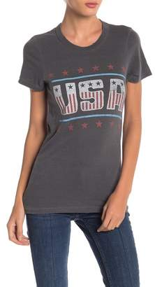 Junk Food Clothing USA Graphic Tee