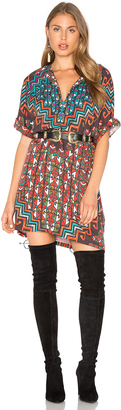Mara Hoffman Bolnisi Rug Tunic Dress $328 thestylecure.com