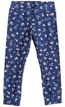 Roxy NEW ROXYTM Girls 2-7 Close Your Eyes Printed Pant Girls