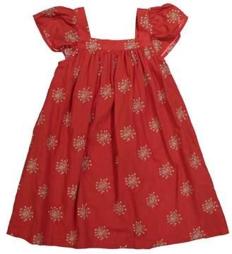 Lison Paris Sunset Dress Coral