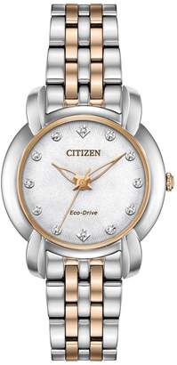 Citizen Eco Drive Women's Watch EM0716-58A